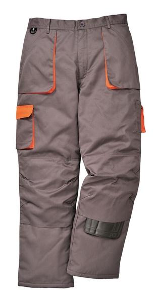 Portwest Texo zateplené kalhoty L šedá