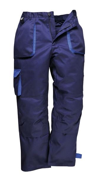 Portwest Texo zateplené kalhoty S námořní modrá