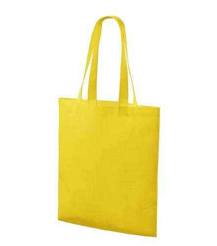 Nákupní taška Bloom žlutá