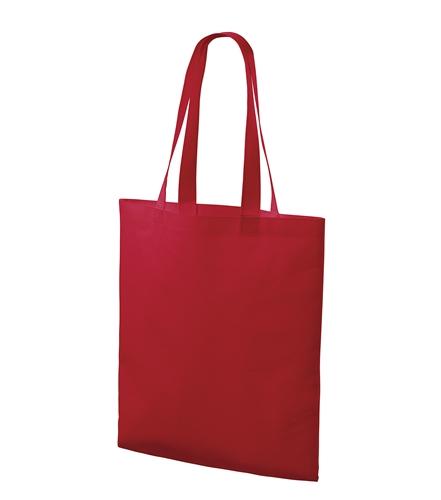 Nákupní taška BLOOM červená