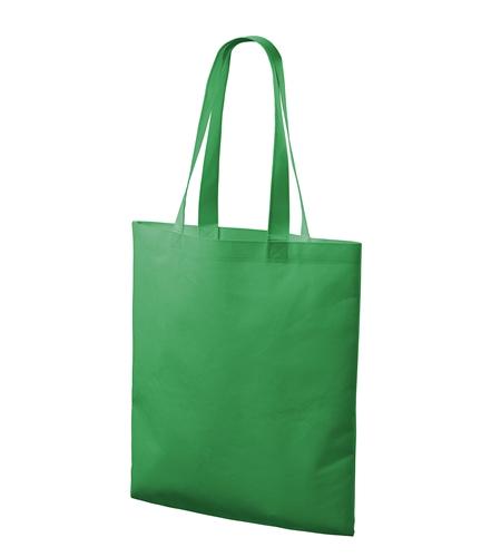 Nákupní taška Bloom středně zelená