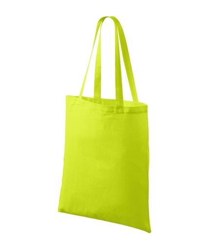 Nákupní taška malá SMALL limetková
