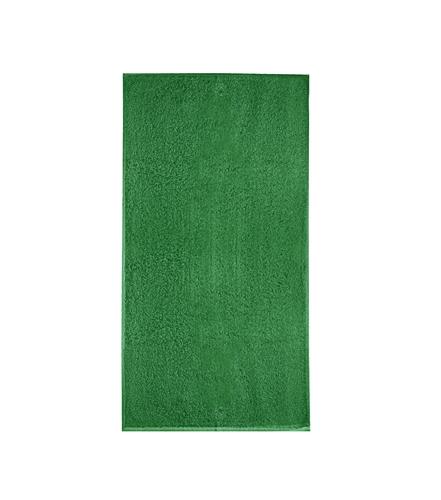 Ručník TERRY TOWEL 350G středně zelená