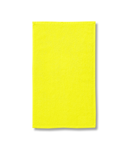 Ručník TERRY TOWEL 350G citrónová