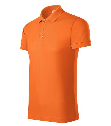 Joy polokošile pánská L oranžová