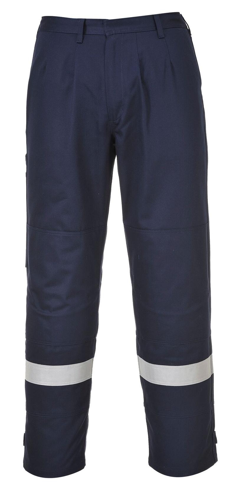 Kalhoty Bizflame Plus XS námořní modrá