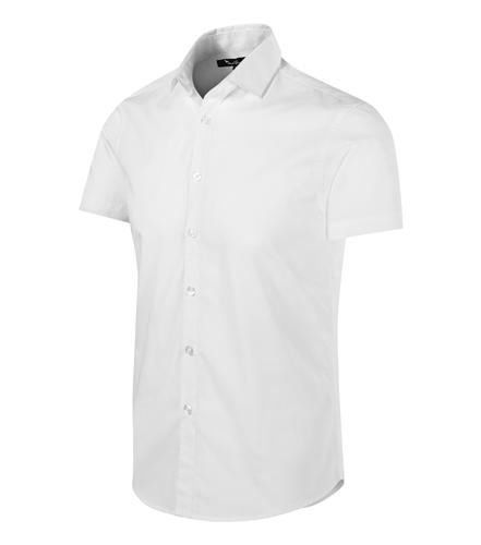 Košile pánská FLASH XXL bílá