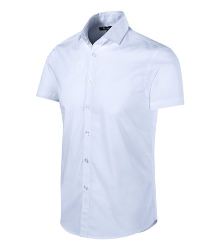 Košile pánská MALFINI FLASH S light blue
