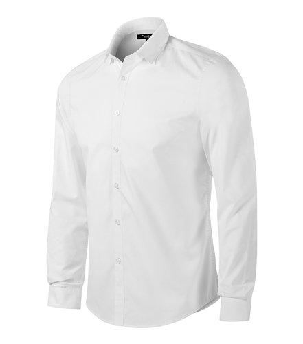 Košile pánská DYNAMIC XL bílá
