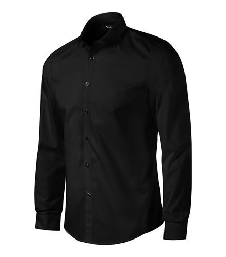 Košile pánská DYNAMIC XL černá
