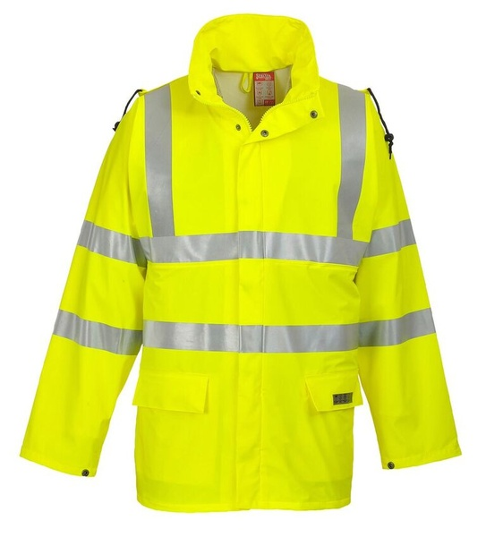 Bunda Sealtex Flame Hi-Vis XL neon yellow
