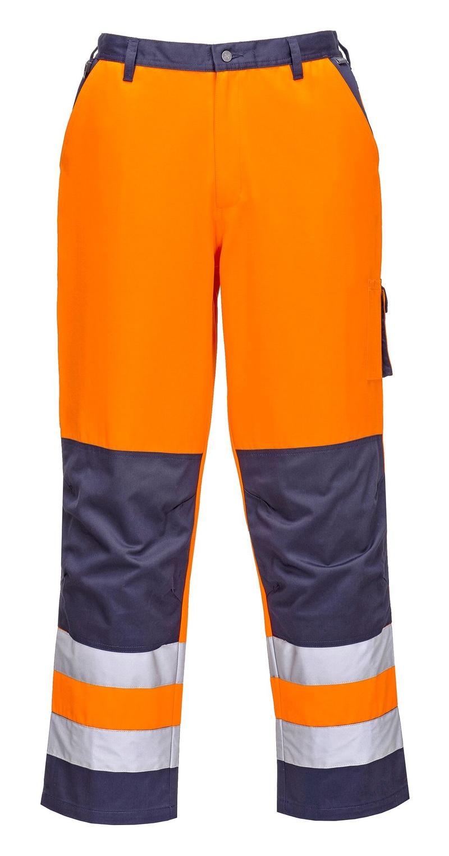 Kalhoty Lyon Hi-Vis XS neon orange