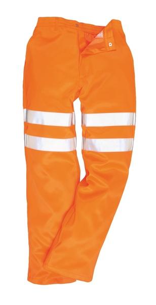 Hi-Vis GO/RT reflexní kalhoty XS neon orange