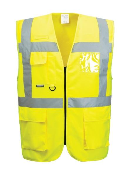 Vesta Vest-Port Thermal Waistcoat XXXL neon yellow
