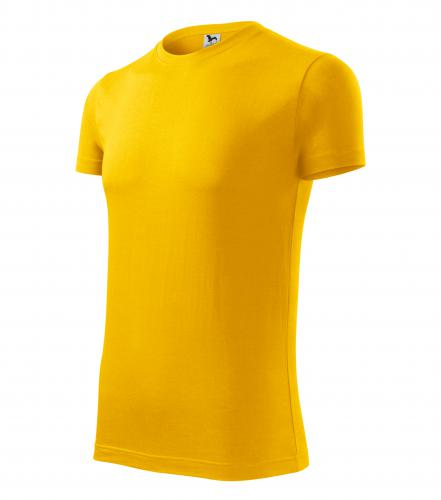 Tričko pánské Replay/Viper S žlutá