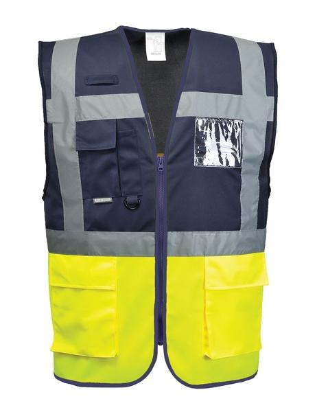 Vest-Port vesta Paris Executive XL tmavě modrá