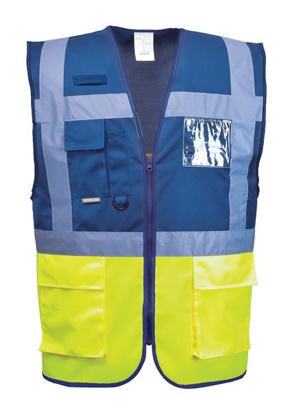 Vest-Port vesta Paris Executive XL královská modrá