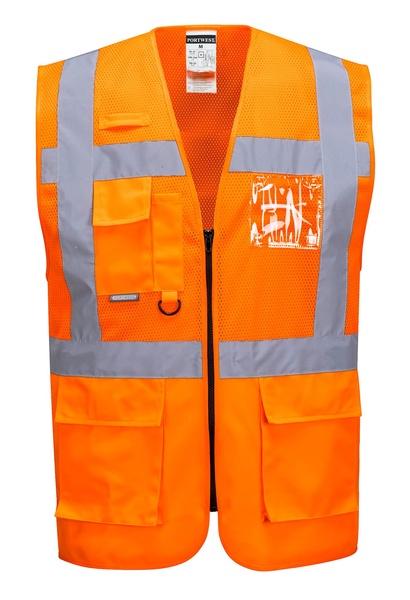 Vest-Port vesta Madrid Executive XXXL neon orange