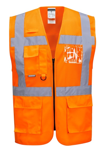 Vest-Port vesta Madrid Executive XL neon orange