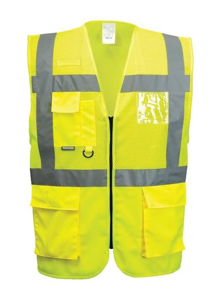 Vest-Port vesta Madrid Executive XL neon yellow