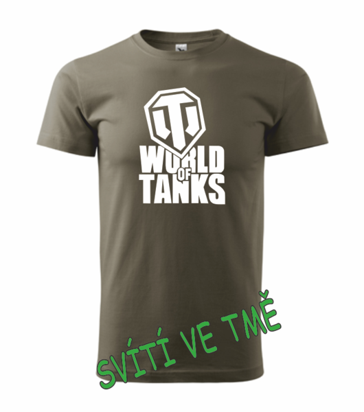 Tričko World of tanks XS army