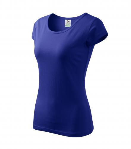 Tričko dámské PURE M královská modrá