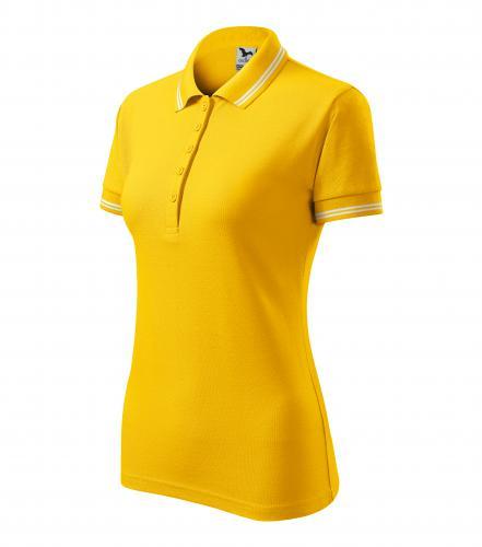 Polokošile dámská URBAN L žlutá