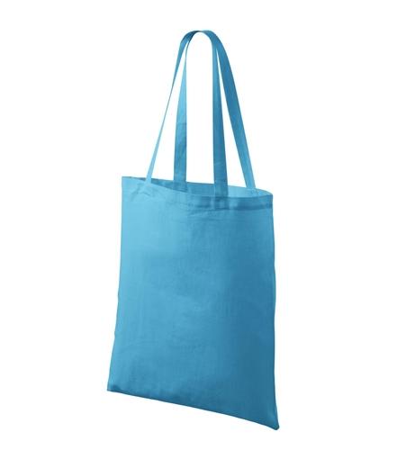 Nákupní taška malá SMALL tyrkysová