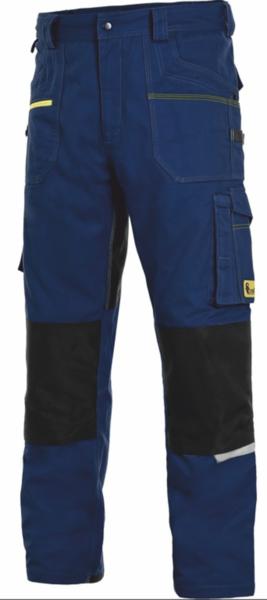 Kalhoty CXS STRETCH pánské 64 námořní modrá