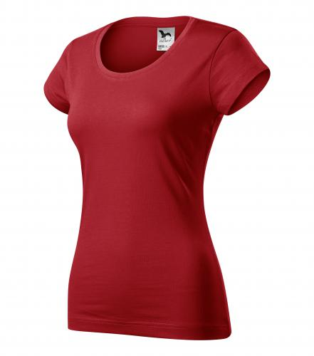 Dámské tričko VIPER S červená