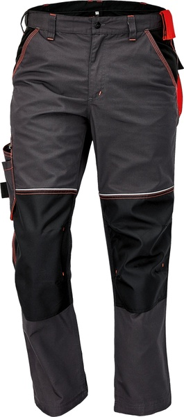 Kalhoty KNOXFIELD 62 červená