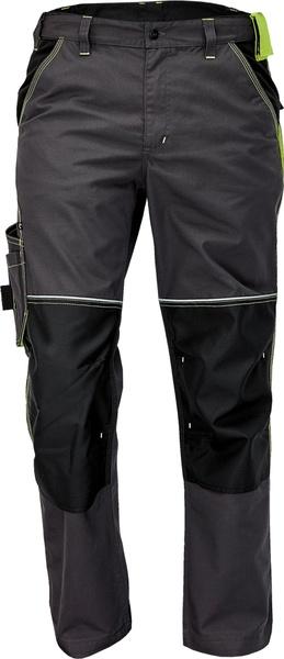 Kalhoty KNOXFIELD 64 žlutá