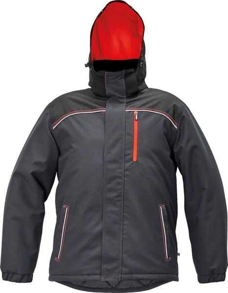 Zimní bunda KNOXFIELD S červená