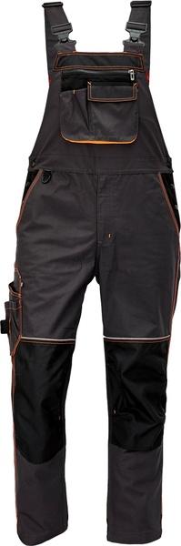 Kalhoty s laclem KNOXFIELD 56 oranžová