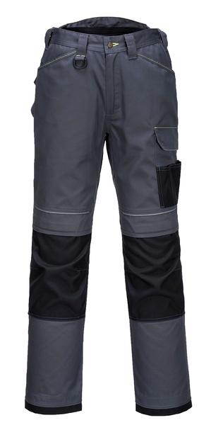 Pracovní kalhoty URBAN 46 šedá