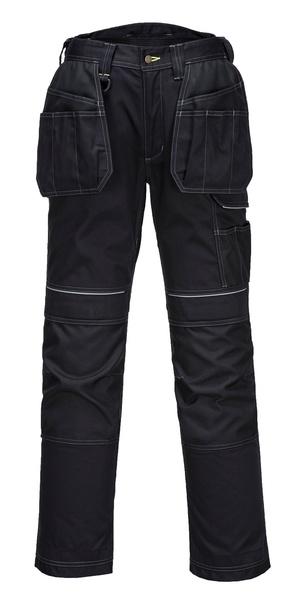 Pracovní kalhoty URBAN HOLSTER černá 56