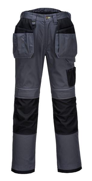 Pracovní kalhoty URBAN HOLSTER 50 šedá