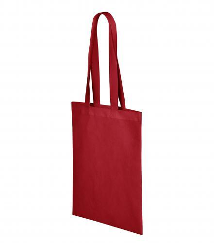 Nákupní taška BUBBLE červená
