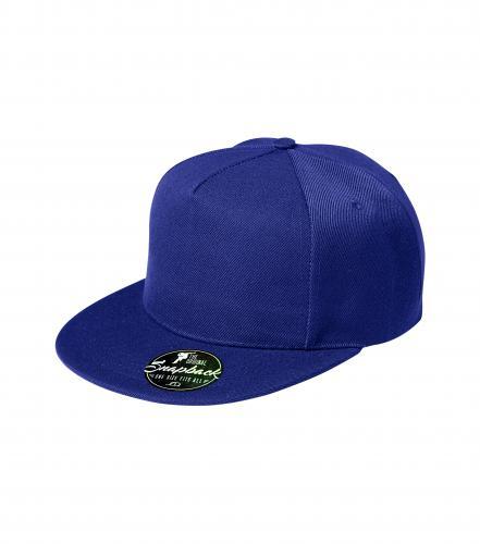 Čepice unisex RAP 5P královská modrá