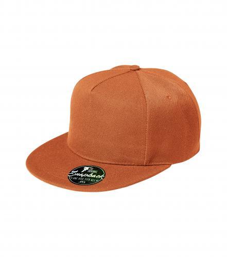 Čepice unisex RAP 5P oranžová