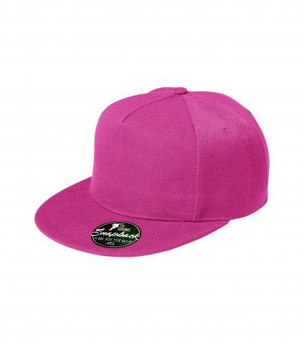 Čepice unisex RAP 5P purpurová