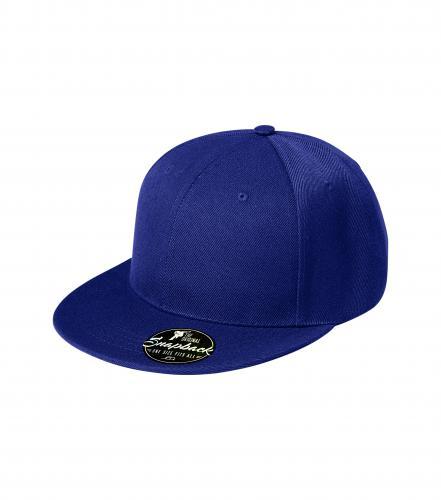 Čepice unisex RAP 6P královská modrá