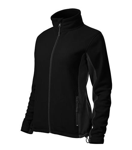 Dámská fleecová bunda FROSTY XXXL černá