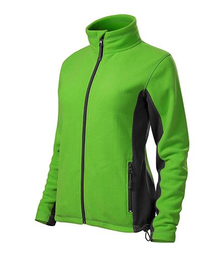 Dámská fleecová bunda FROSTY XXXL apple green