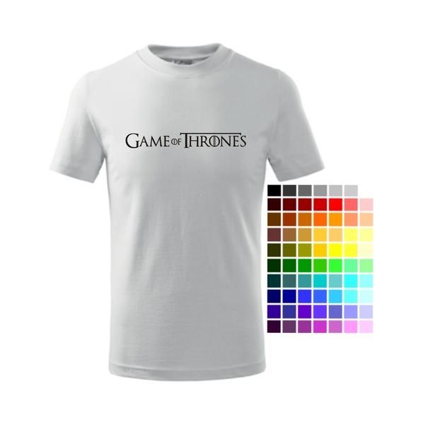Tričko Game of thrones