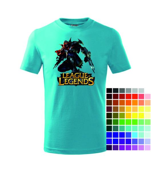 Dětské Tričko League of legends 5