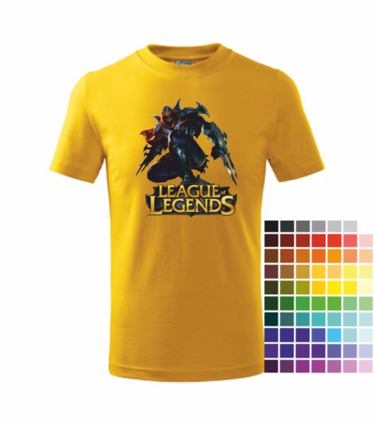 Tričko League of legends 5