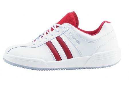 obuv PRESTIGE sport bílé 35