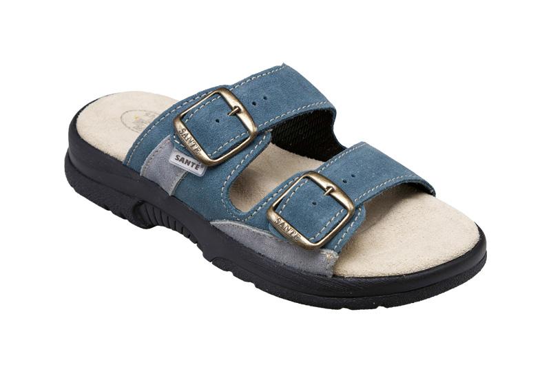 Zdravotní obuv Santé-Modrá