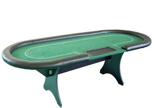 Pokerový stůl ROYAL - zelené plátno